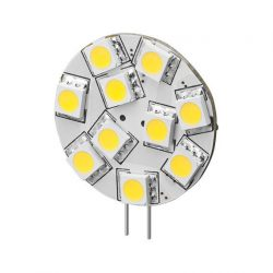 Lámpara Led G4 Bi-Pin Circular 1.8W